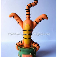 Tigger From Winnie The Pooh - Tutorial
