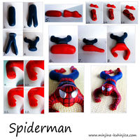 Spiderman Tutorial