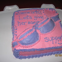 40 Support Cake