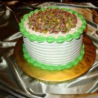 Pistachio, Coconut, Cardomom We've been talking about the pistachio cardomon flavor cake on the Gourmet Flavors thread so I thought I would give one a try. I was...