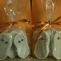Nutty Little Ghosts