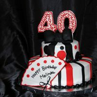 My 40Th Birthday Cake