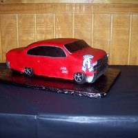 1965 Chevy Impala Super Sport This is a 1965 Chevy Impala Super Sport for a 60th Birthday. Totally edible. My favorite part was making the lights. I had a problem with...