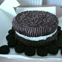 Only Oreo   Requested by my 12 year old son - thanks to CC for the inspiration :D TFL