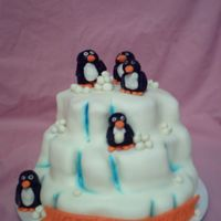 Botanical_Gardens024.jpg Penguin birthday cake made to look like an iceberg. Very fun to make. All fondant.