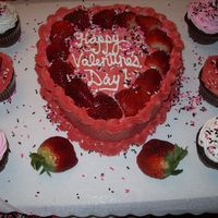 Sweetheart Cake This was my valentine's day special!