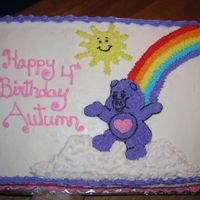 Care Bears I did this for a friend at work. I wish I had tried the FBCT, but didn't know about it yet!!! She was happy with it so thats all that...