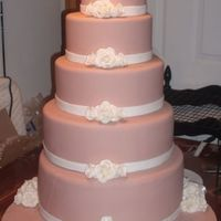 Let Them Eat Cake Bridal Show My first competition ever (Student Div). This cake was plan F to my original design. Like the look of this cake but nothing like the...