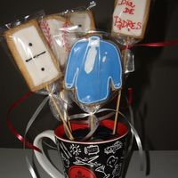 Fathers Day Cookie Bouquet NSF, antonia 74