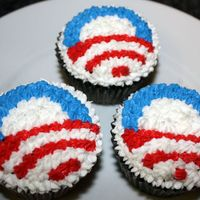 Inauguration Celebration We were enjoying watching all of the inauguration events this week, and I felt we needed some desserts to go along! I did these really fast...
