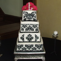 Haley's Wedding Cake