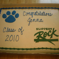 School Mascots, College, High School Buttercream with fondant Decorations