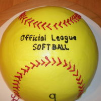 Softball, Little League Baseball, Softball, Sports, ChildrensButtercream