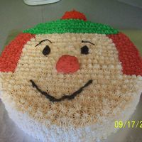 Jojo Circus This was my first cake ever and I did it for my daughters 2nd birthday.
