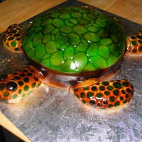 Sea Turtle My frist time using an airbrush