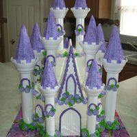Glitzy Girl Castle