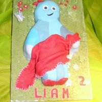Iggle Piggle Poo Requested for a little boy's 2nd birthday