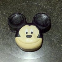Mickey Mouse Cake Mickey Mouse