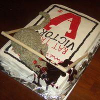 Mousetrap Cake