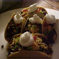 First Taco Mini Cakes Thank you KHalstead for your assistance. these were done for my kindergarten class's end of the year fiesta. These were so easy and...