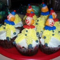 Clown Cupcakes Clowns