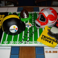 Steelers Vs. Fox Riding Gear