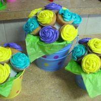3 Mommy's Day Cc Bouquets