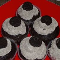 Cookies & Creme Cupcakes