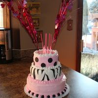 "135.jpg Daughter""s 12th birthday cake"