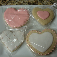 Valentines Cookies Thanks for all the great ideas CC.