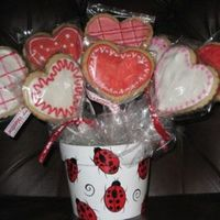 Vday_Bouquet.jpg Vanilla Sugar cookies with Royal Icing and Wilton Icing