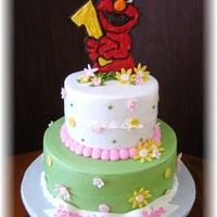 Elmo 1St Birthday