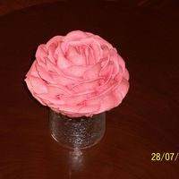 Rose Mini bundt cake