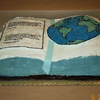 World Mission Cake Another View   Another view