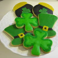 St. Patricks Day Cookies Made these for St. Patricks Day.