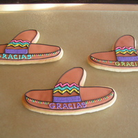 Mexican Thank You Cookies NFSC with Antonia74 RI. These were made to thank some very special people. TFL.