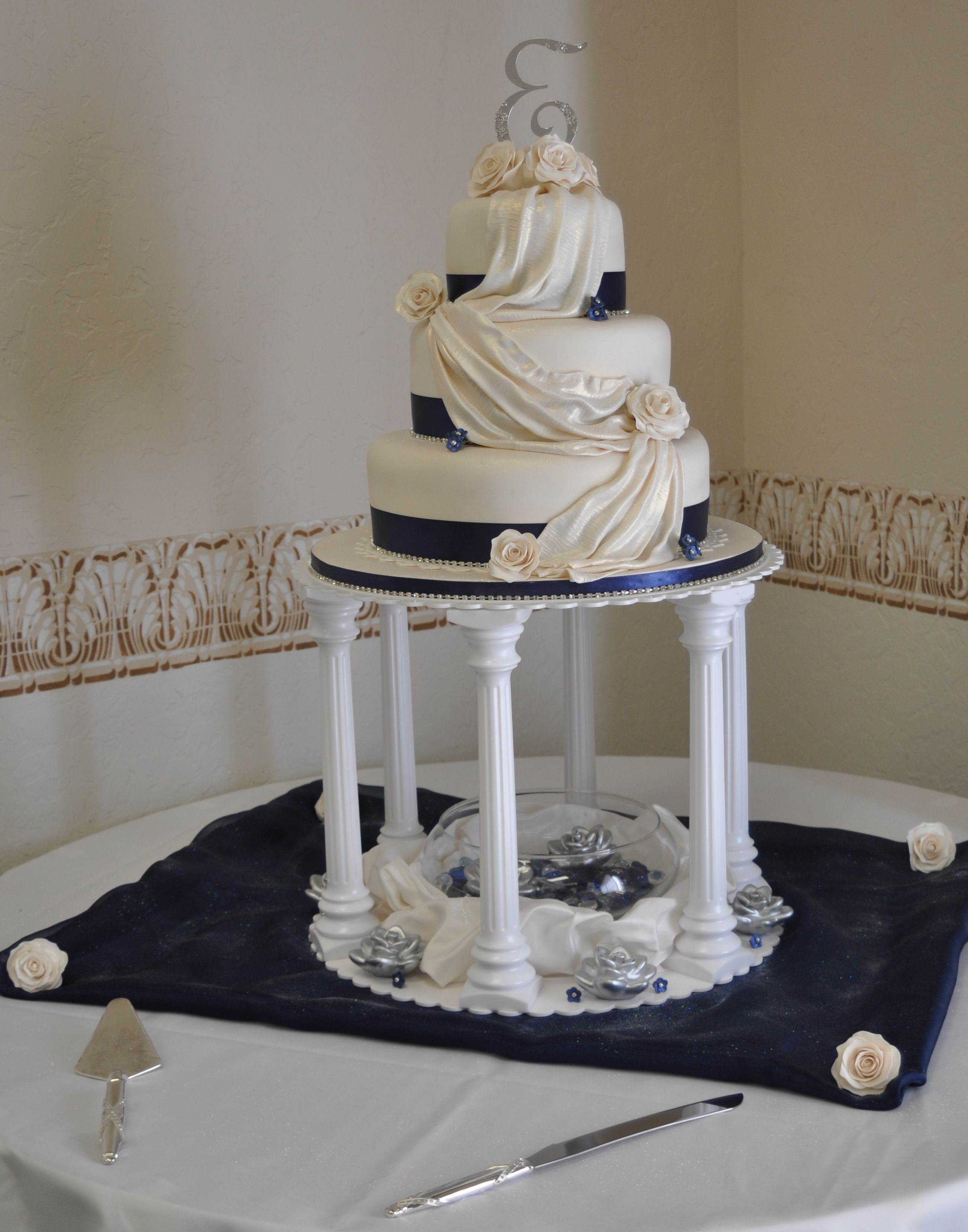 My Sister's Wedding Cake