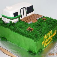 Trailer/rv Couldn't have done this cake without this website... some many great idea's and talented people.thanks for looking