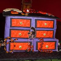 Haunted Jewelry Box