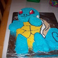 Pokemon Character   This was a big hit with my nephew!