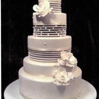 Need Help Figuring Out What The Separators Are I have a bride that's requested a cake very similar to this one, but I can't for the life of me figure our what the separators...