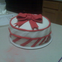 Present Cake This was my first time trying to make a present cake. I'm definitely adding Sugarshack's DVD to my wishlist. Any tips or...
