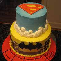 Superhero Birthday Lots of fun to make!