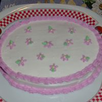 Sample Cake For A Kids Class I am teaching a cake decorating class for kids through the local community college in 2 weeks. I ordered the Wilton sampler kits for my...