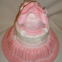 Ballet Shoes Cake   Made this one for my girl 9th b-day .