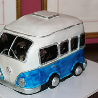 Vw Vanagon   For the VW Fanatic. Made for a co-workers son in law