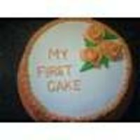 My First Cake Wilton 1