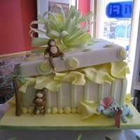 Safari Baby Shower