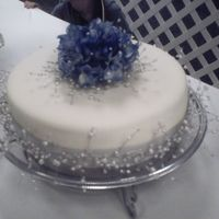 Mmf Bridal Shower Cake