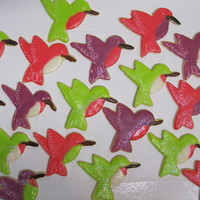 Hummingbird Sugar Cookies